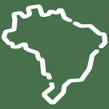 Clientes por<br> todo Brasil